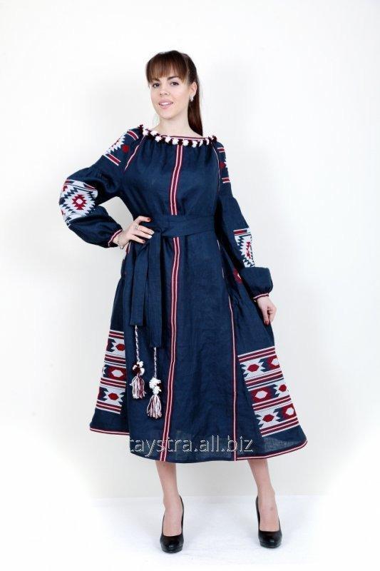 Вышитое платье бохо 4a32a697e389e