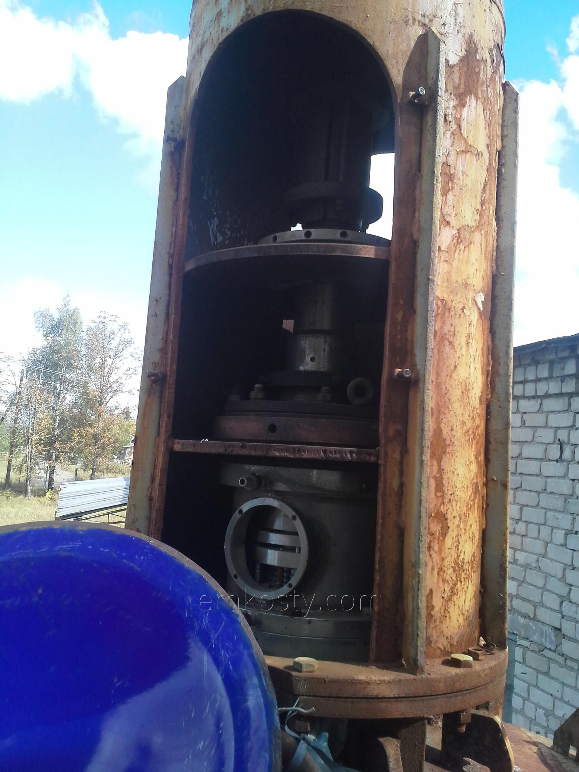 reaktor_10m3_sinyaya_emal_bez_skolov