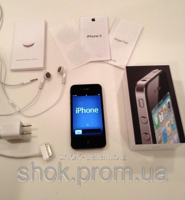 Second-hand Apple iPhone 4 32Gb Neverlock buy in Poltava 5a585dd747