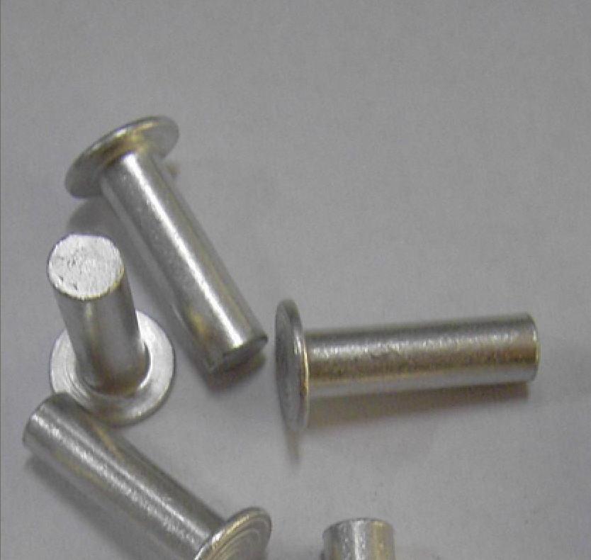 Заклепки из алюминиевой проволоки