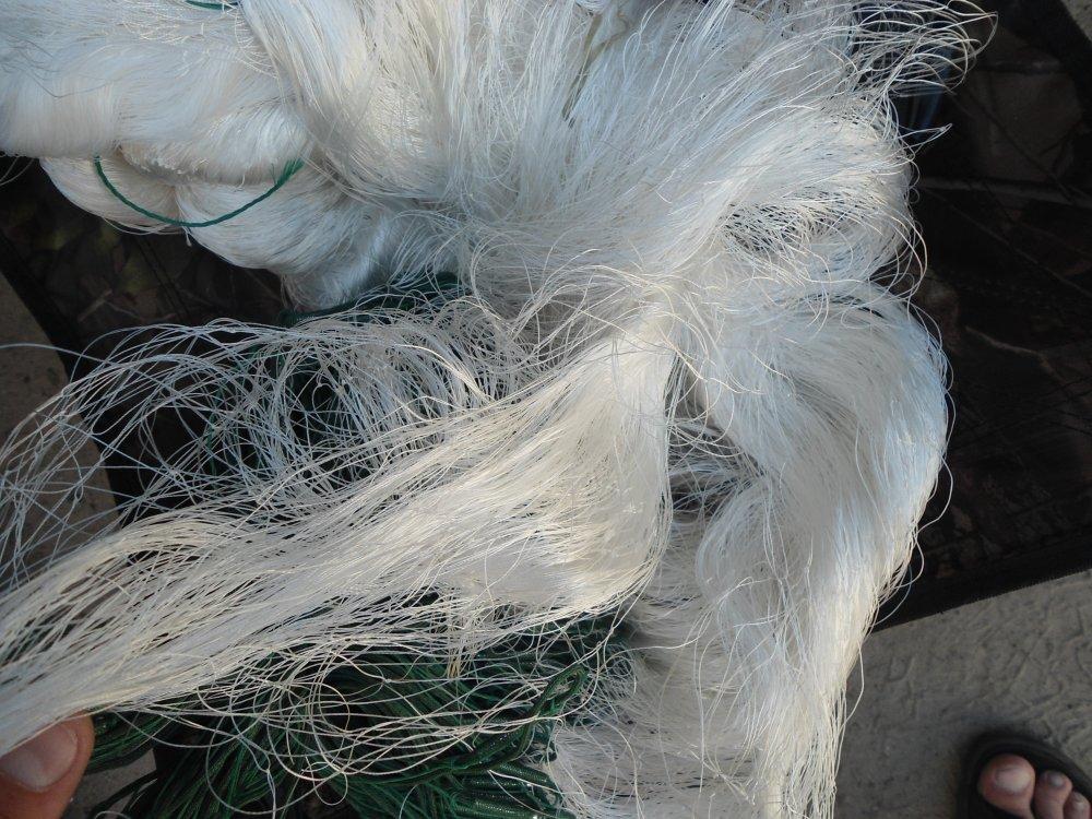 рыбацкие сети из нитки