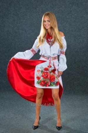 kostyum ukrainskij zhenskij stilizovannyj 1a9c091dcb0ac