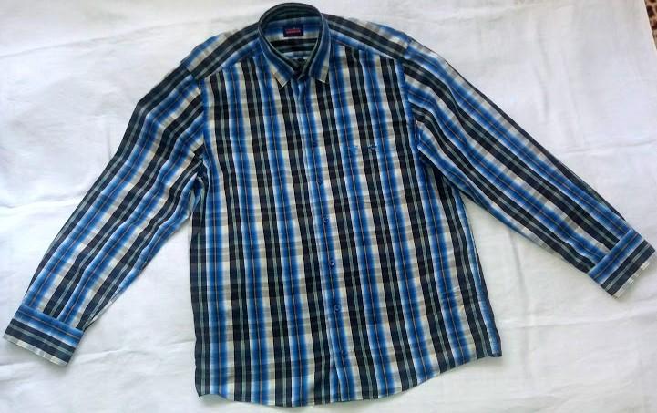 469fa3de461 Мужская рубашка с длинным рукавом