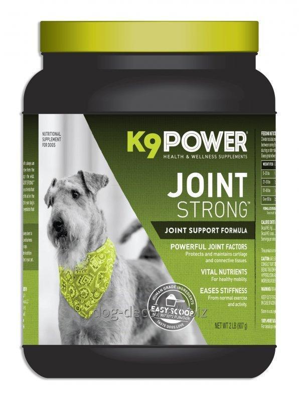 Добавка для суставов k9 joint strong сша средство от болей в суставах на основе лошадиных