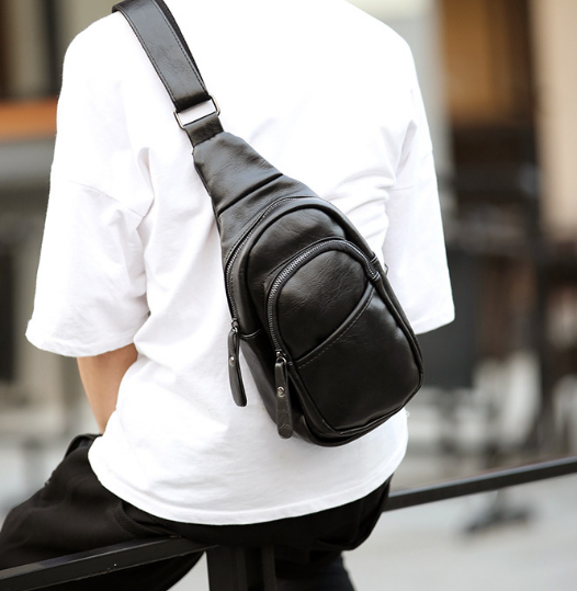 Мужская маленькая кожаная сумка, модель 2220 купить в Днепр fdf55f5604a