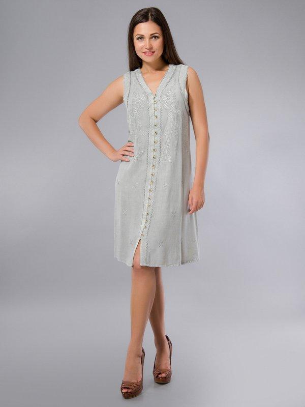 Плаття -халат біле бавовна Індія на 44-52 розміри купити в Одеса c1738514a9e03