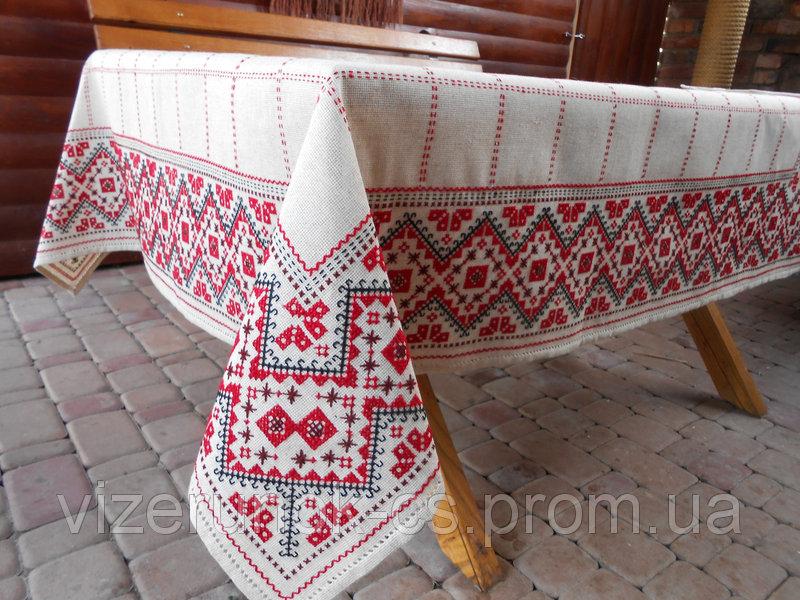 vyshitaya_skatert_s_salfetkami_v_ukrainskom_stile_prazdnichnaya