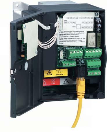 The converter of frequency Altivar 312 ATV312H075M2 from Schneider Electric
