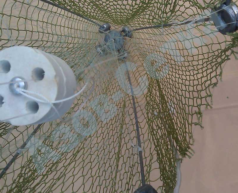 Зонтик хапуга для рыбалки