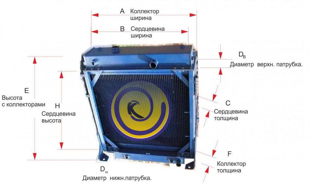 radiator_obogreva_salona_komatsu_wa_320