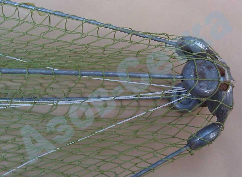 как изготовить рыболовную сетку