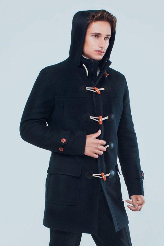56ac0b1be82e Мужское пальто K-099 (Duffle coat)