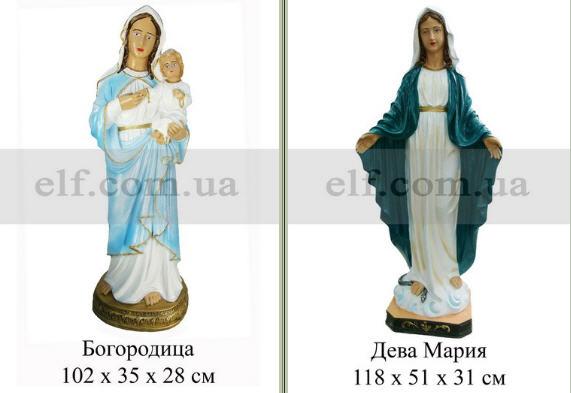 dekorativnye_figury_iisusa_bogorodicy