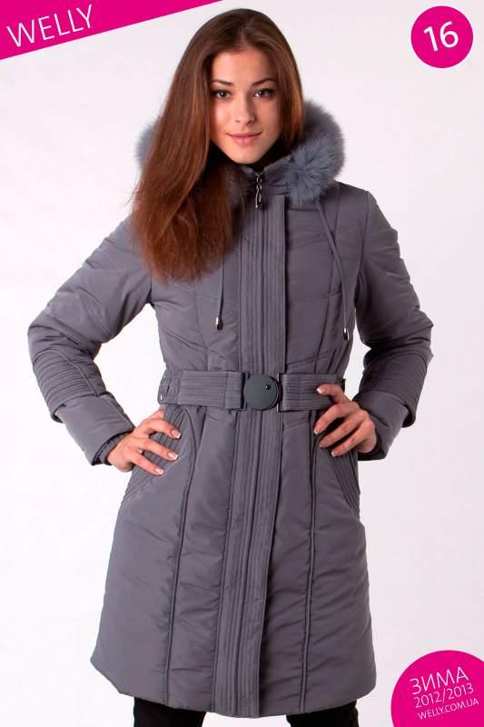 Пальто зимнее молодежное 2