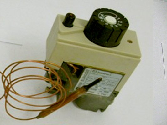 Термопара к автоматике