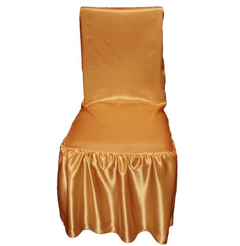 Чехлы на стулья своими руками | Как сделать выкройку и