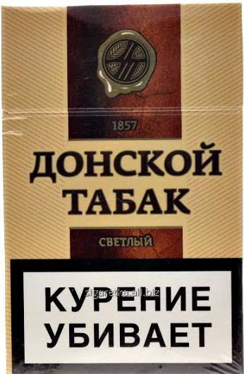 Донской табак сигареты купить в розницу в федеральный закон о продаже табачных изделий несовершеннолетним