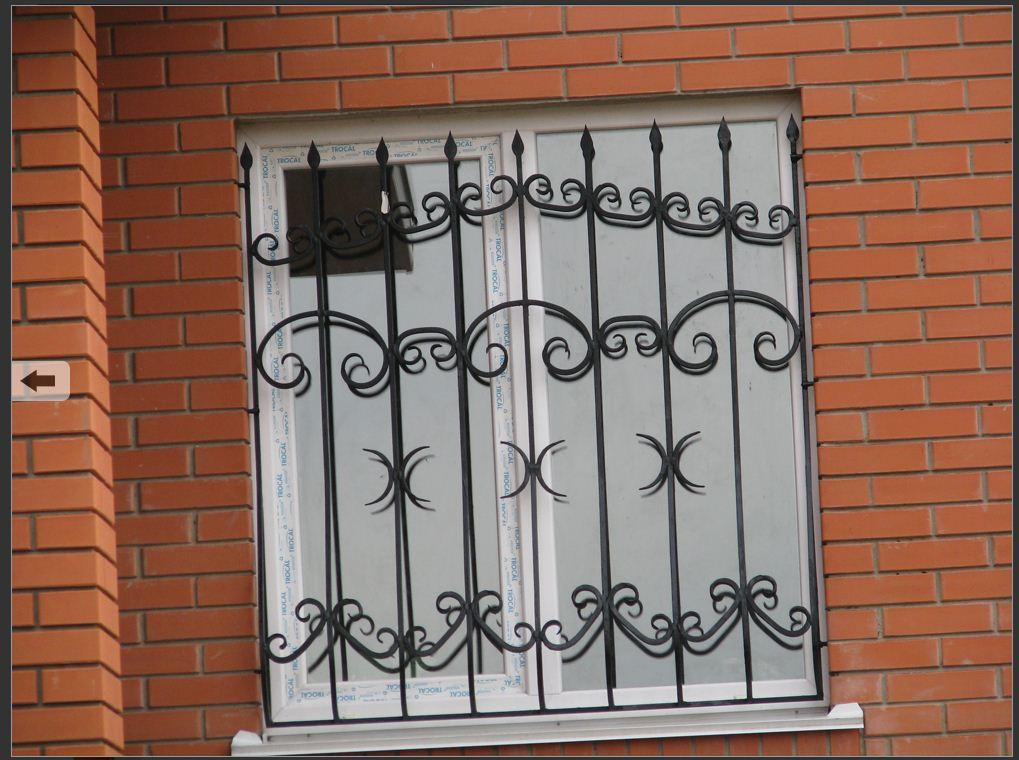 решетки окна двери защитные металлические