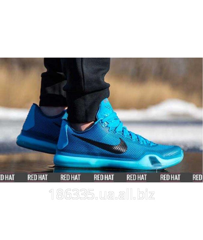 75ea43bf Баскетбольные кроссовки Nike Kobe 10 Blue Lagoon арт. 23161 купить в ...