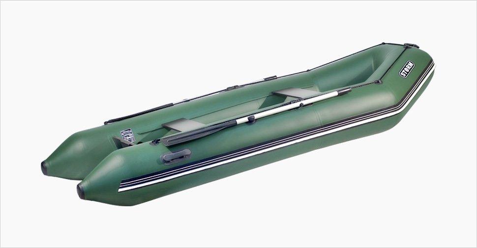 б у лодка пвх килевая