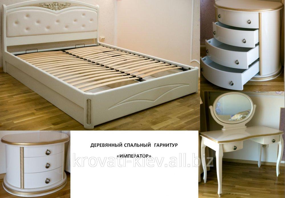 Каталог спальных гарнитуров