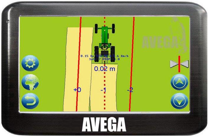 Программа параллельного вождения для навигатора скачать