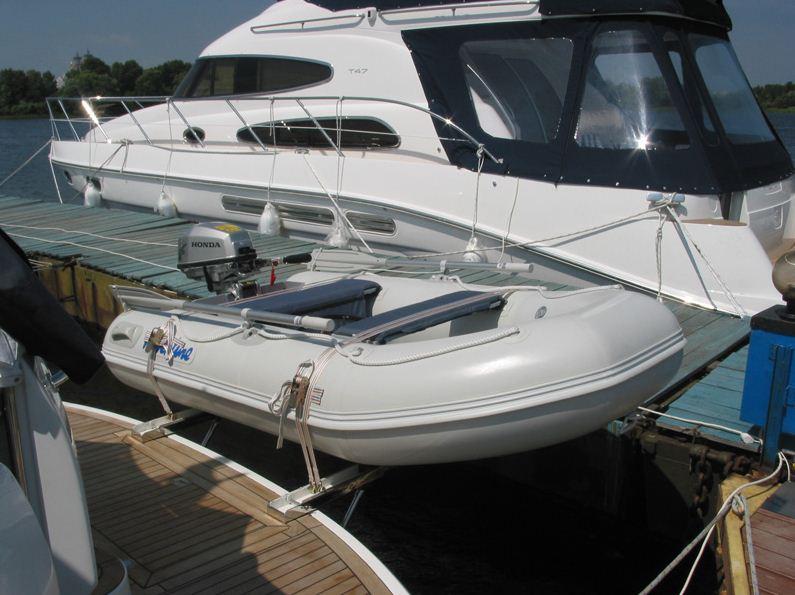 лодка adventure 240