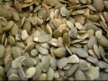 Kernel pumpkin sunflower seeds