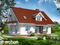 Проект среднего дома (150-200 м2) Дом под фисташковым деревом (Г)