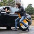 Мото-сигвей гироскутер EcoDrive Moto Чёрный