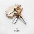 Набор стамесок для резьбы по дереву STRYI, из 3 штук, арт.503003