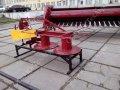 Роторная косилка двухдисковая КР-1,65 к трактору МТЗ 80/82, Т-40, Т-25, ЮМЗ-6