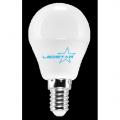 Светодиодная лампочка LEDSTAR G45 6W E14 STANDART (шарик)