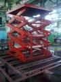 Подъемник гидравлический Docker 1500х1300мм, ход 3,2м