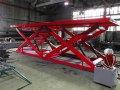 Стол подъемный Docker гидравлический 6000х2000мм, ход 3м
