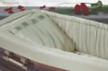 Гроб элитный ВИП золото