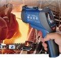 Пирометр-регистратор со встроенной камерой (-50 ... +2200 С) - DT-9862