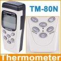 Термометр с (К, J) термопарой - TENMARS ТМ-80N