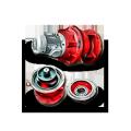 Мотор-редуктор червячный двухступенчатый тип МЧ2 (МЧ2-40, МЧ2-63, МЧ2-80, МЧ2-100, МЧ2-125, МЧ2-160)
