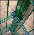 Столб 5м 60х80 для спорт площадкикрепления Классик в комплекте код PTK-14/1