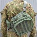 Тактическая сумка плечевая с MOLLE Combat 10001856