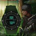 Часы тактические Water Resistant 30 m олива TGTW-08-olive