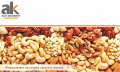 Alke Automatic Machine for Frying Seeds and Nuts with Packaging  50 kg/h