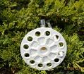 Дюбель тарельчатый с пластиковым стержнем Код: KI FIX/WHITE 10х100 белый Фастенер Хаус