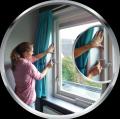 Уплотнители для оконных стекол, рам