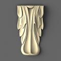 Консоль декоративная из дерева