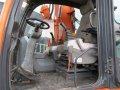 Колесный экскаватор Doosan DX160W. Колесный экскаватор б/у.
