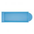 Композитный бассейн COMPASS POOLS XL-Java 114