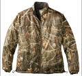 Suit for hunting warm Herter's® Men's 4-in-1 Waterfowl Parka & Bib