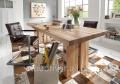 Кухонные столы дубовые для интерьера в стиле Лофт